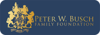 Peter W. Busch Family Foundation. Opens in new window.