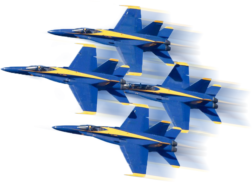 Blue Angels Jets