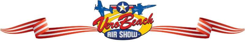 air show logo w-ribbons